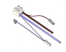 Triton terminal block and wires S07710901